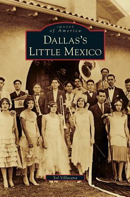 Dallas's Little Mexico Cover Image