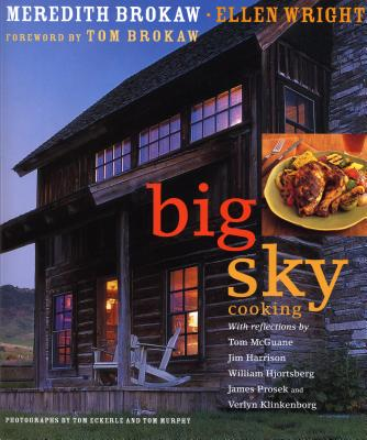 Big Sky Cooking Cover