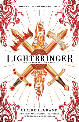 Lightbringer (Empirium Trilogy #3) Cover Image