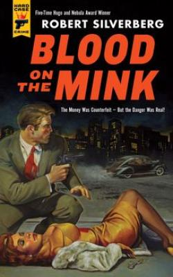 Blood on the Mink Cover