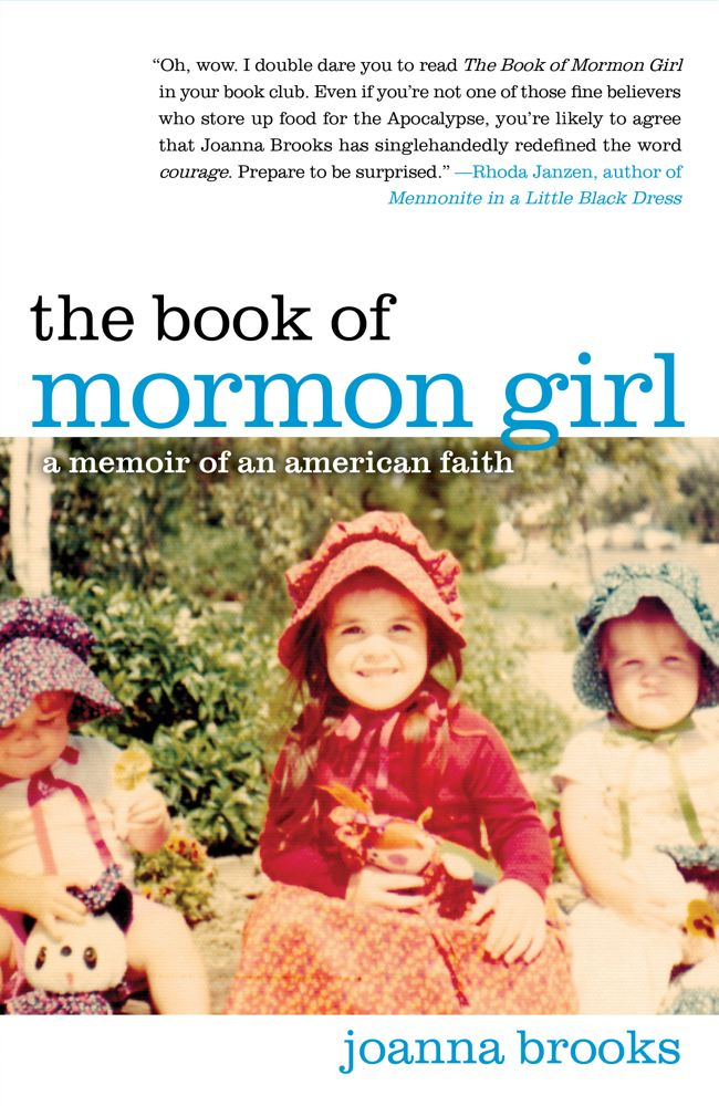 The Book of Mormon Girl Cover
