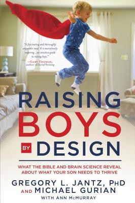Raising Boys by Design Cover
