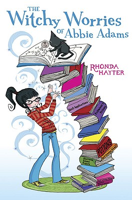 The Witchy Worries of Abbie Adams Cover