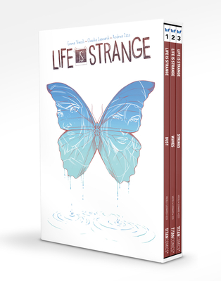 Life is Strange: 1-3 Boxed Set Cover Image