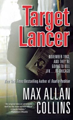 Cover for Target Lancer (Nathan Heller #14)