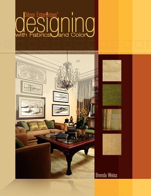 Decor Enterprises' Designing with Fabrics and Color Cover