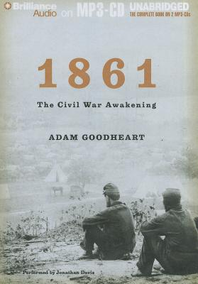 1861: The Civil War Awakening Cover Image