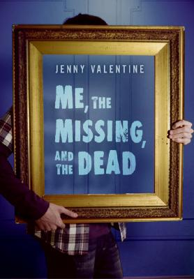 Me, the Missing, and the Dead Cover