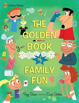 The Golden Book of Family Fun Cover