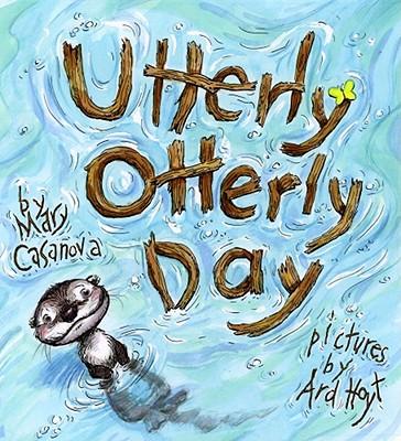 Utterly Otterly Day Cover