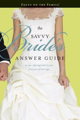 The Savvy Bride's Answer Guide Cover