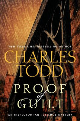 Proof of Guilt Cover