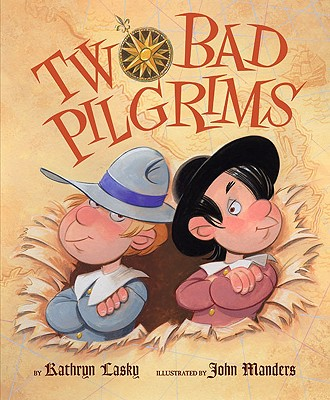 Two Bad Pilgrims Cover
