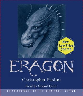 Eragon: Inheritance, Book I (Inheritance Cycle (Audio) #1) Cover Image