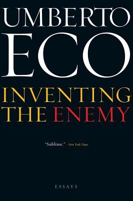 Inventing the Enemy: Essays Cover Image