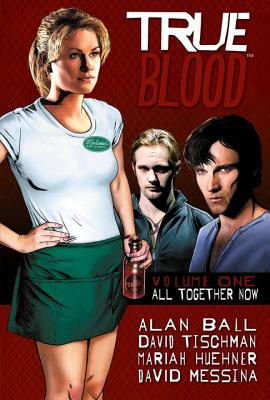 True Blood, Volume 1 Cover