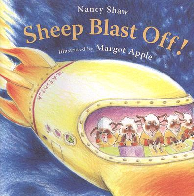 Sheep Blast Off! Cover