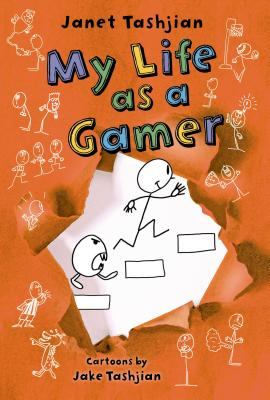 My Life as a Gamer (The My Life series #5) Cover Image