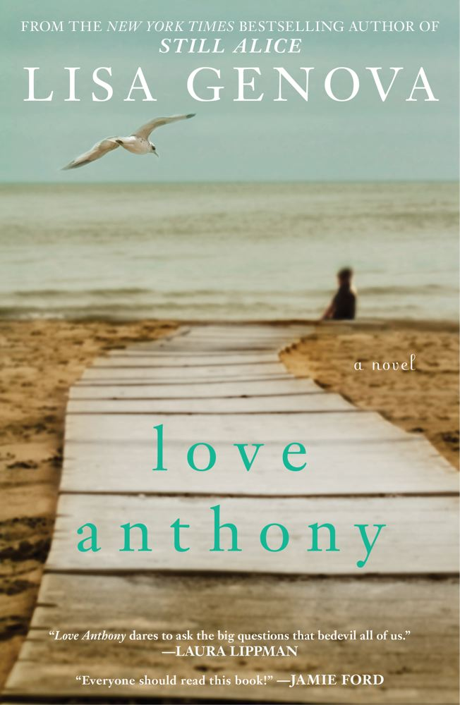 Love Anthony (Hardcover) By Lisa Genova