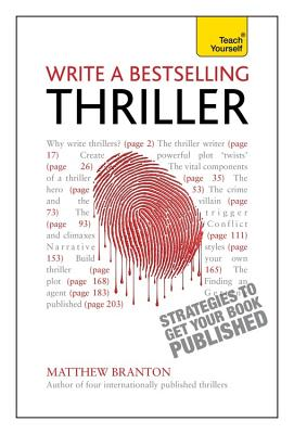 Write a Bestselling Thriller Cover