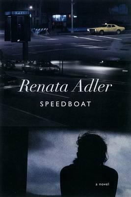Speedboat Cover Image