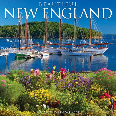 Beautiful New England 2021 Wall Calendar Cover Image