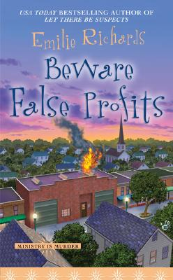 Cover for Beware False Profits (Ministry is Murder #3)