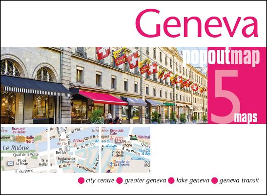 Geneva Popout Map Cover Image