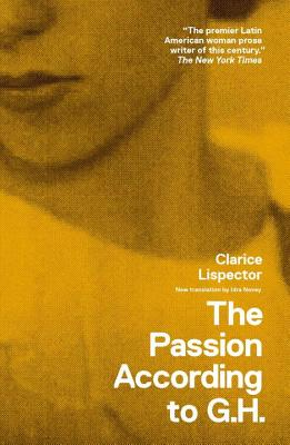 The Passion According to G.H. Cover