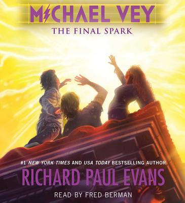 Michael Vey 7: The Final Spark Cover Image