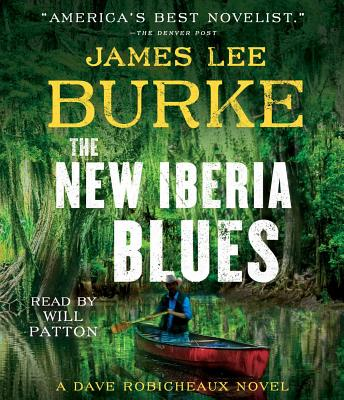 The New Iberia Blues: A Dave Robicheaux Novel Cover Image