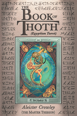 The Book of Thoth: (Egyptian Tarot) Cover Image