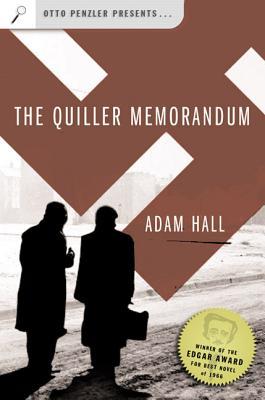 The Quiller Memorandum Cover