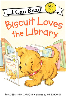 Biscuit Loves the Library (I Can Read Books: My First Shared Reading) Cover Image