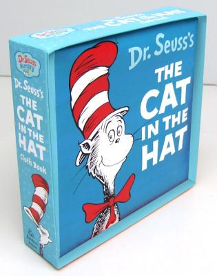 The Cat in the Hat Cloth Book Cover Image