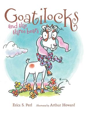 Goatilocks and the Three Bears Cover Image