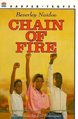 Chain of Fire Cover Image