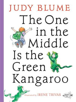 The One in the Middle Is the Green Kangaroo Cover