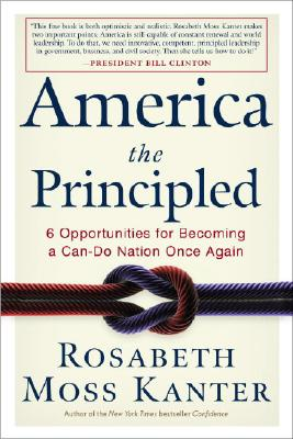 America the Principled: 6 Opportunities for Becoming a Can-Do Nation Once Again Cover Image