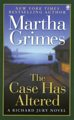 The Case Has Altered Cover