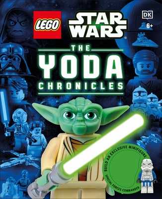 The Yoda Chronicles [With Minifigure] Cover Image