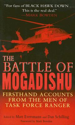 The Battle of Mogadishu Cover