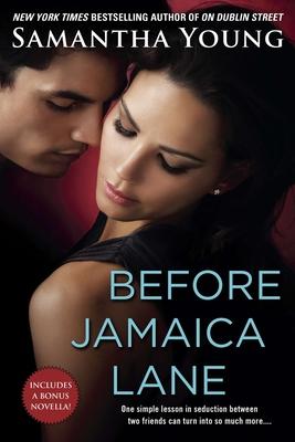 Before Jamaica Lane (On Dublin Street Series #3) Cover Image