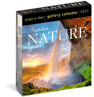 Audubon Nature Page-A-Day(r) Gallery Calendar 2021 Cover Image