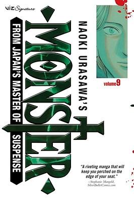 Naoki Urasawa's Monster, Vol. 9 Cover