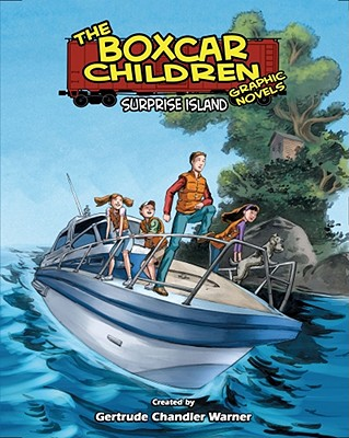 Surprise Island Cover Image