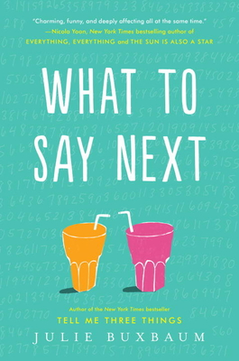 What to Say Next Cover Image