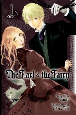 The Earl and the Fairy, Volume 1 Cover