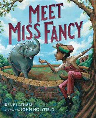 Meet Miss Fancy Cover Image