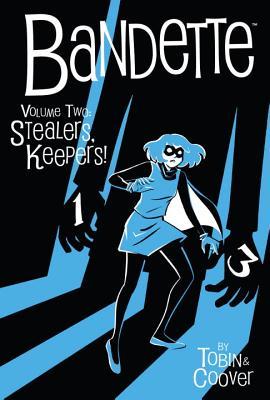 Bandette Volume 2: Stealers Keepers! Cover Image
